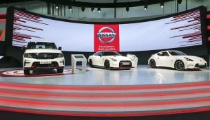 Nissan NISMO Range - Dubai Internatioanl Motor Show 2015
