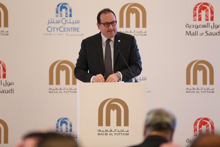 Alain Bejjani, Chief Executive Officer, Majid Al Futtaim – Holding