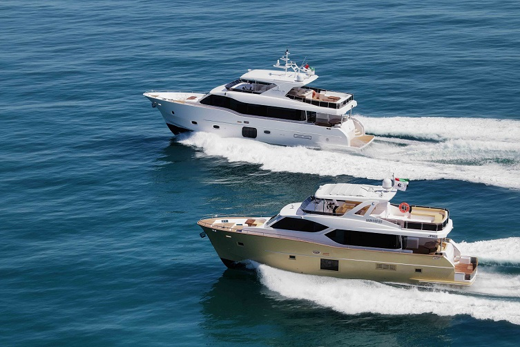 Gulf Craft - Nomad Yachts