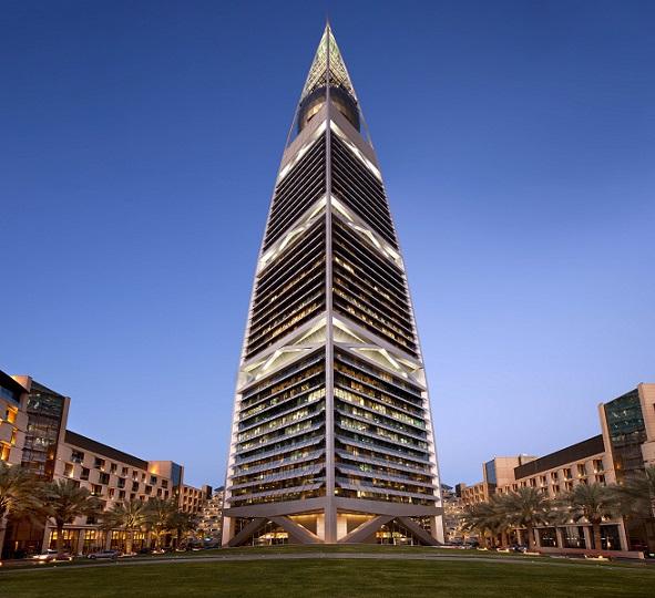Al Faisaliah Hotels & Tower Exterior 11