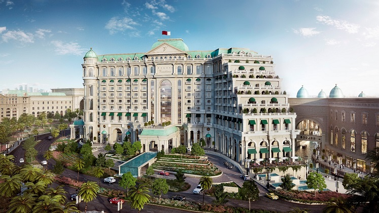 The Luxury Collection hotel in Lusail