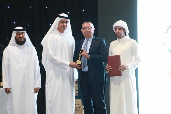 MECOTY award