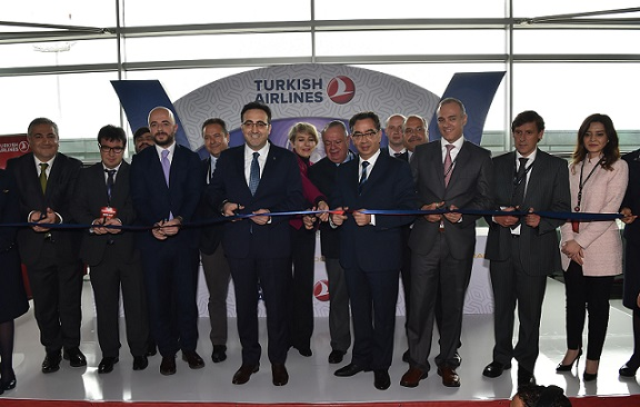 Turkish Airlines has begun its services to Bogota and Panama City