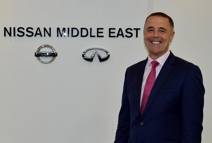 Simon Frith new managing director for Nissan Saudi Arabia