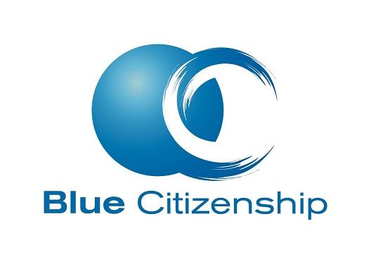 BLUE CITIZENSHIP LOGO