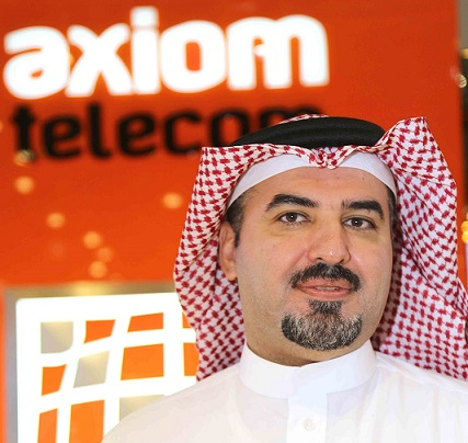 Jamal Al Bugmi, General Manager, axiom KSA