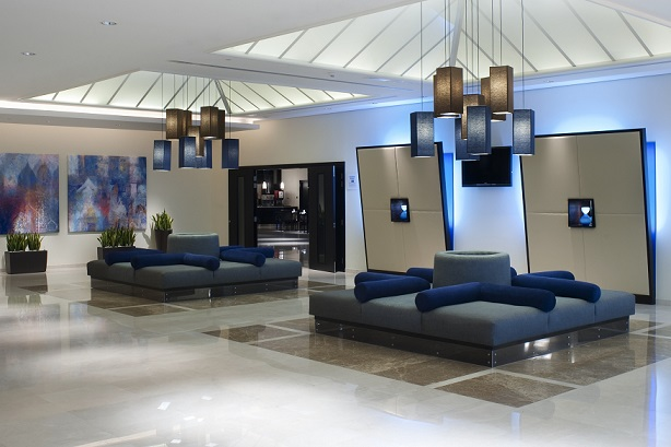 Holiday Inn Express Dubai Airport - Lobby Area