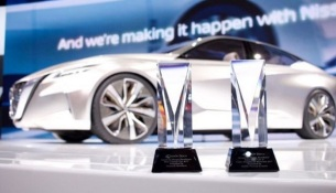 Nissan Vmotion 2.0 Wins EyesOn Design Award for Best Concept Veh