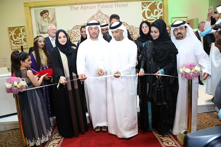 The Ajman Palace Hotel Wedding Fair - Opening Pic 01