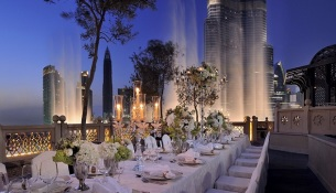 The Wedding Fair by Emaar Hospitality Group - Venue Option - The Palace ...