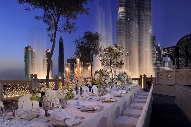 The Wedding Fair by Emaar Hospitality Group - Venue Option - The Palace ...