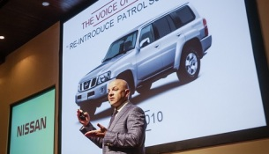 Nissan Middle East revives its iconic Patrol Super Safari to tame the deserts of the region (4)