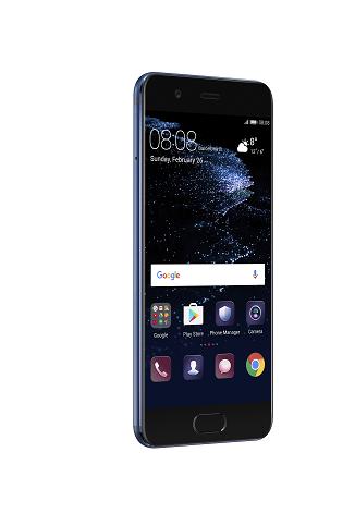 Huawei P10 Dazzling Blue front