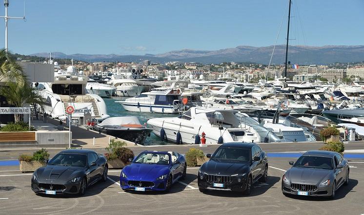 Maserati at Cannes Yachting Festival 2017_Maserati Range