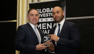 Barclays Global Investor Award