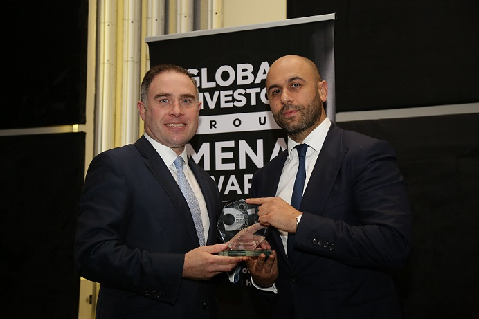 Barclays Global Investor Award