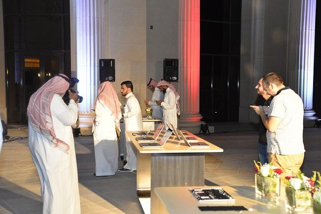 حفل إطلاق هواوي مايتبوك إكس برو في السعودية.