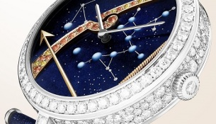 VCARO8TS00-WEBSITE-watch-detail-01-LadyArpelsZodiacLumineux-Sagittarius-38mm