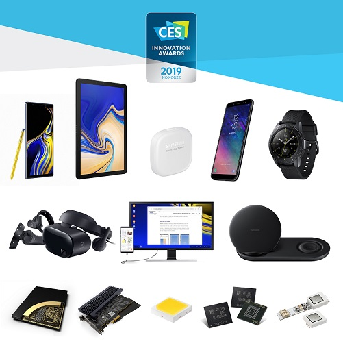 CES 2019 Innovation Awards_Samsung(1)