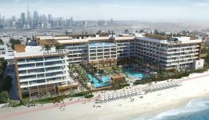 Mandarin Oriental Jumeira, Dubai - Exterior (1)
