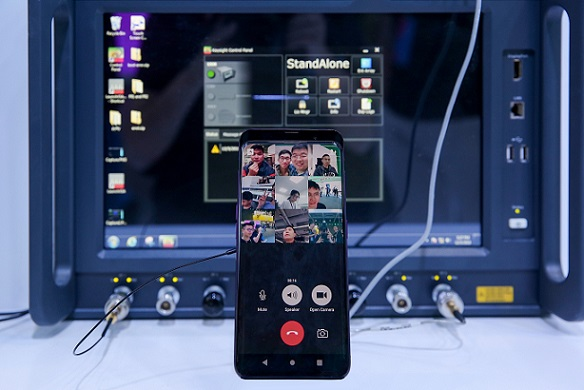 OPPO Unveils Find X 5G Prototype (1)