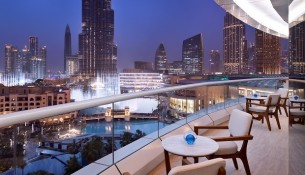 Dubai Stopover with Emaar Hospitality Group