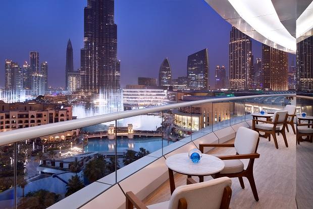 Dubai Stopover with Emaar Hospitality Group