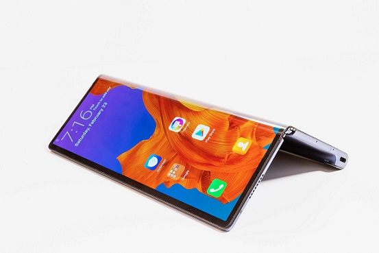 HUAWEI Mate X -World's fastest foldable 5G phone 3