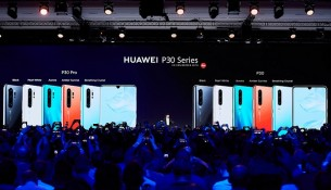 HUAWEI P30 series Global Launch 2