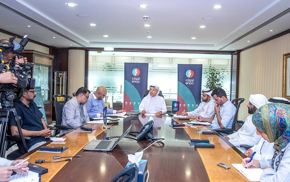 ENOC announces ambitious plans to strengthen retail network by 2020 1