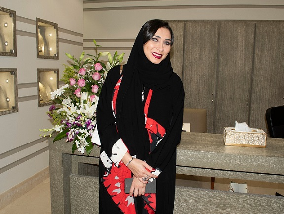 Miss Arwa Alrimawi(Marketing Manager)