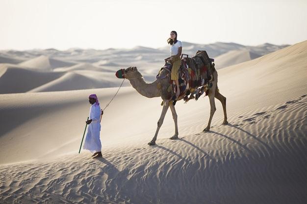 Jumeirah Al Wathba_Camel Riding 37