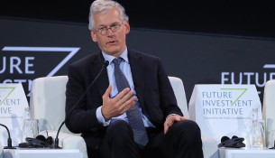 Frans van Houten CEO of Royal Philips