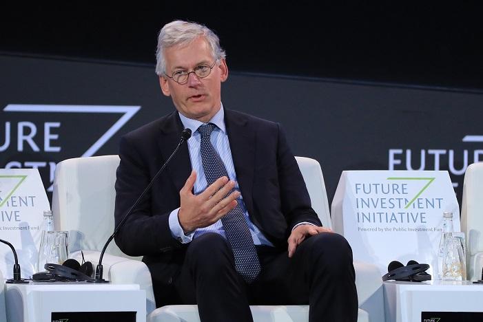 Frans van Houten CEO of Royal Philips