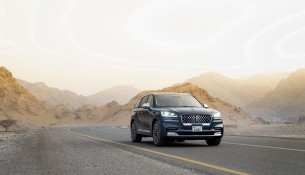 Lincoln Aviator Exterior