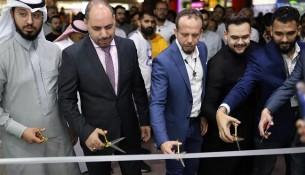 Huawei opening in Dammam