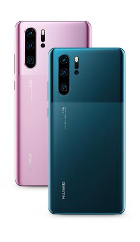 P30 Pro new colors image