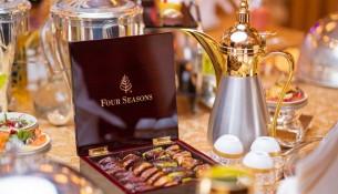 Four Seasons Hotel Riyadh Ramadan Kareem