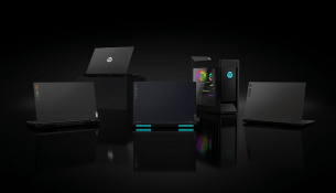 Lenovo Legion Gaming 2020 Family