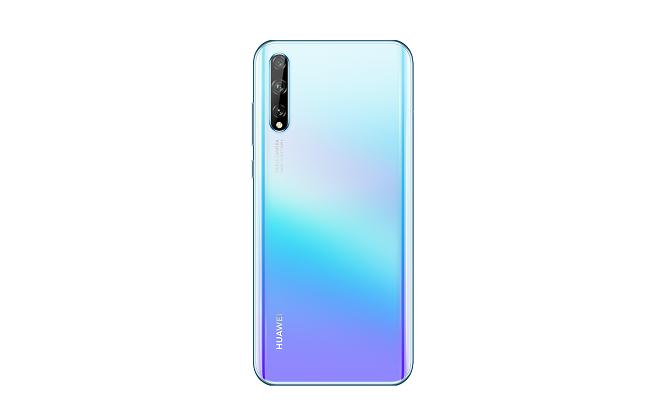 HUAWEI Y8p - Breathign Crystal Color