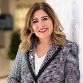 Reem Asaad, Vice President, Cisco Middle East and Africa