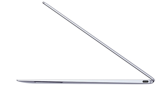 HUAWEI MateBook X Silver .