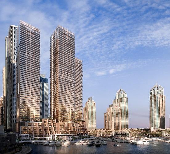 Jumeirah Living Marina Gate Exterior