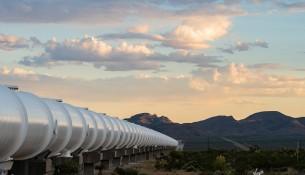 Virgin Hyperloop DevLoop test site in Nevada[4]