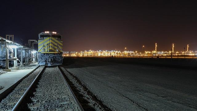 Wa'ad alshamal - Ras ALkhair Train 3