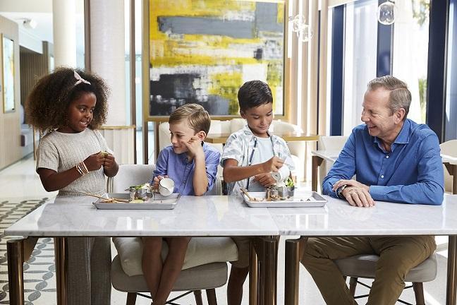 Jumeirah kids food
