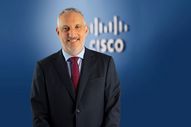 Fady Younes, Cybersecurity Director, Middle East & Africa, Cisco
